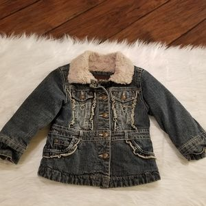 Me Jane Baby denim jacket